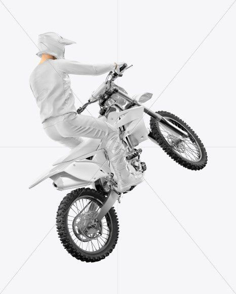Download Motocross Racing Kit Mockup - This mockup is available for ...