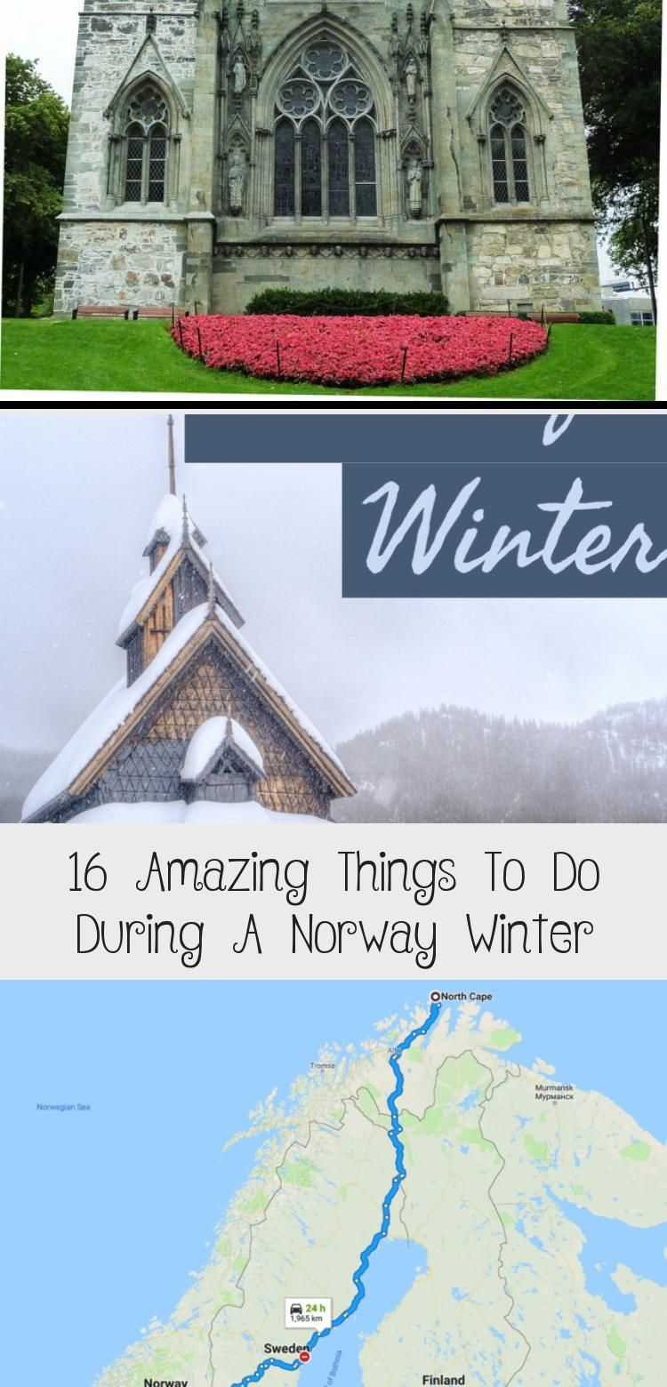 Visiting Norway in winter is an amazing experience: see the Northern Lights, fjords, and more. Here are 16 amazing things to do during Winter in Norway. | Norway winter itinerary | Winter in Norway | What to do in Norway during Winter | Norway Winter Guide | #norway #wintertravel #travelingwinterOutfit #travelingwinterQuotes #travelingwinterDestinations #travelingwinterAesthetic #travelingwinterUSA