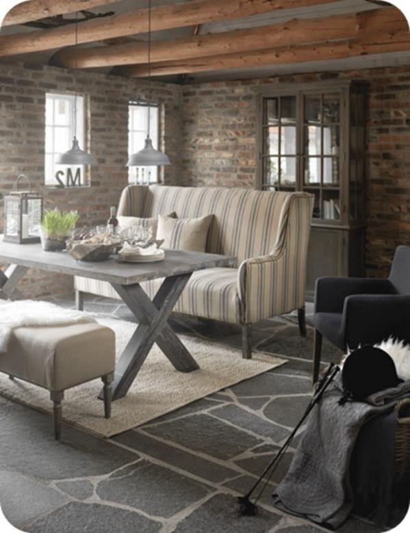 Beachhouse table....simple lines, sturdy, stylish
