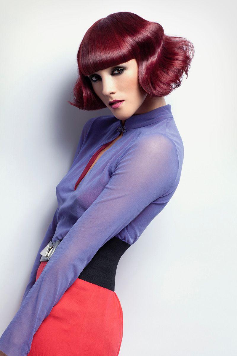 Pin by stuart m on hair styles pinterest red hair short hair