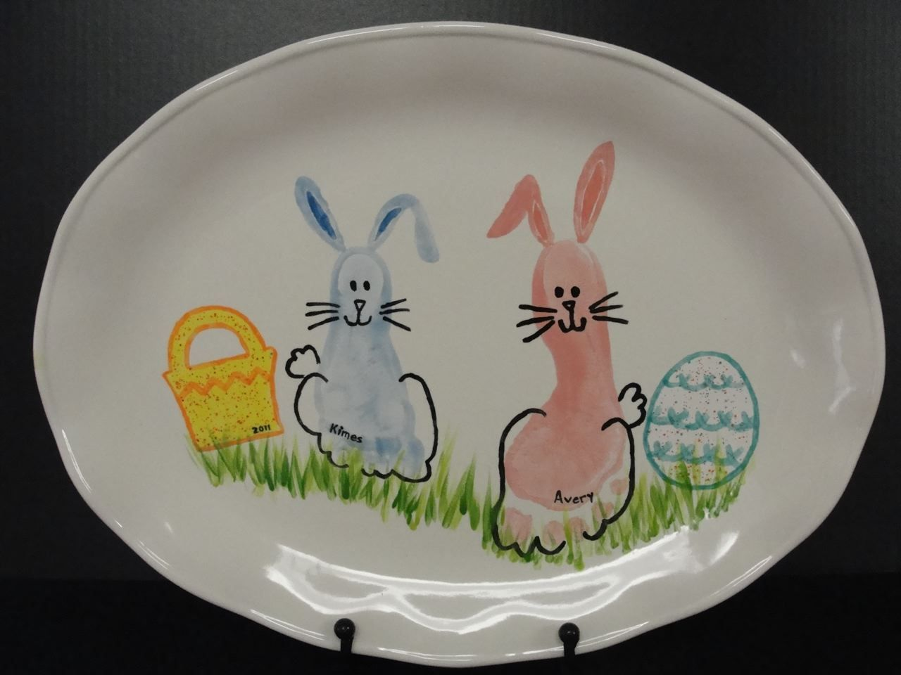 Be Wild For Art Easter Pottery Easter Prints Pottery Crafts