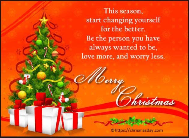 corporate christmas greetings wording