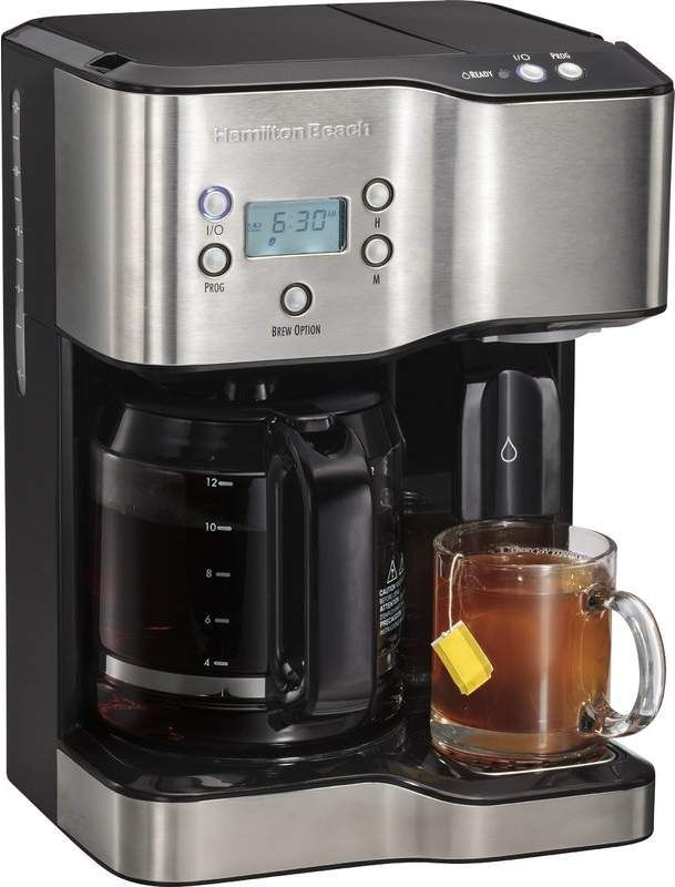 Hamilton Beach Hamilton Beach 12 Cup Coffee Maker Coffee Maker
