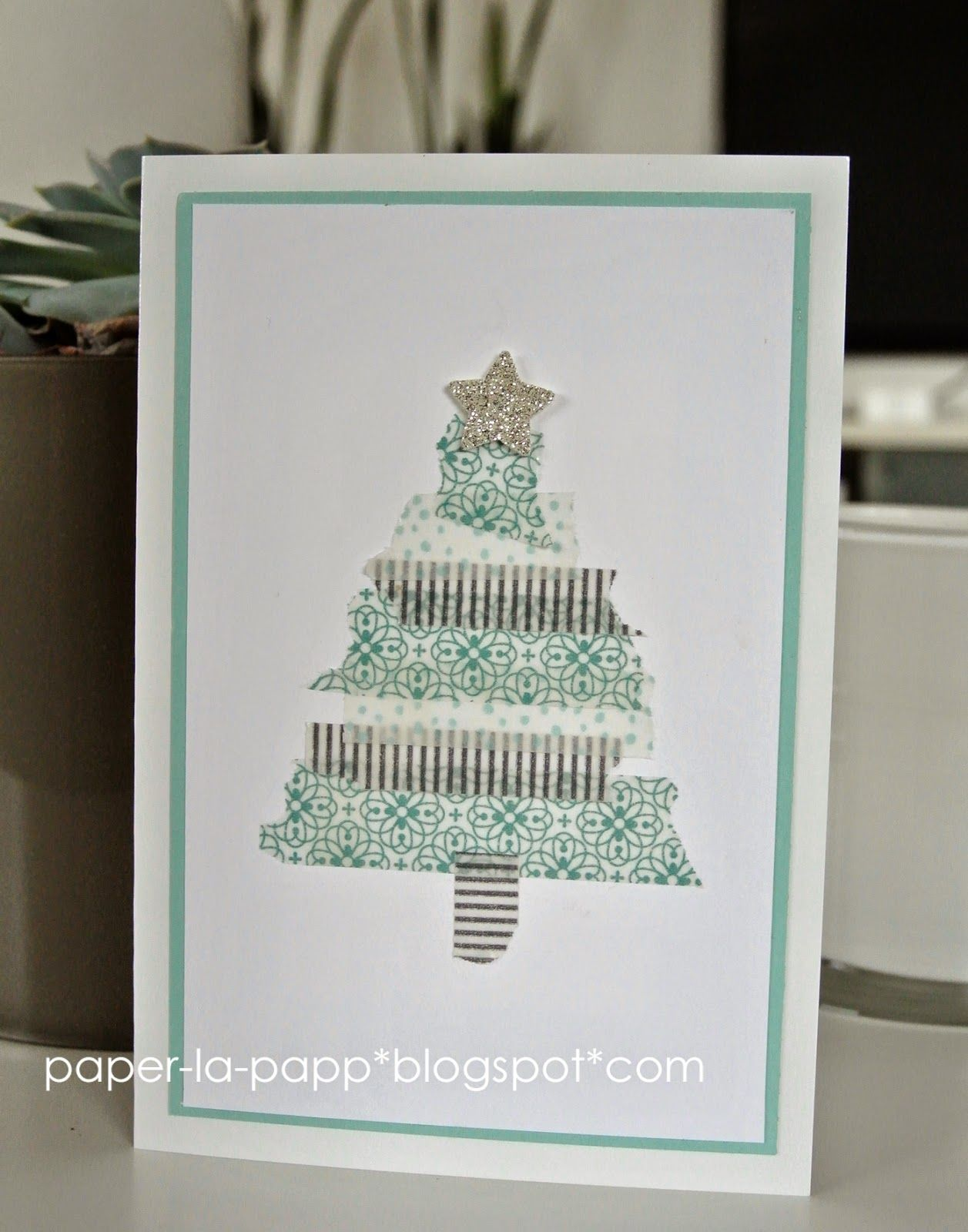paper la papp stampin up demo in nrw christmas cards. Black Bedroom Furniture Sets. Home Design Ideas