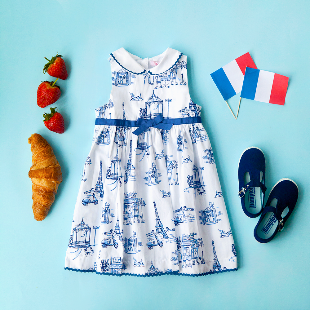 Our Eloise Dress is perfect for your petite chérie #baby # ...