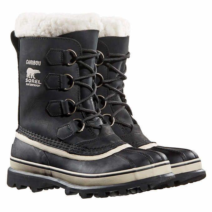 cfdb8bd4096 Sorel Ladies' Caribou Boot | Sorel Boots costco | Boots, Snow boots ...