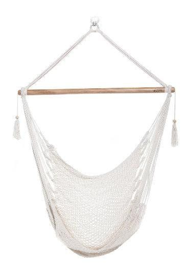 Hammock Chair Swing Handmade 100 Cotton 5 Days Delivery Time To