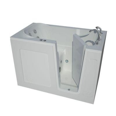 Universal Tubs Hd Series 54 In Right Drain Quick Fill Walk In