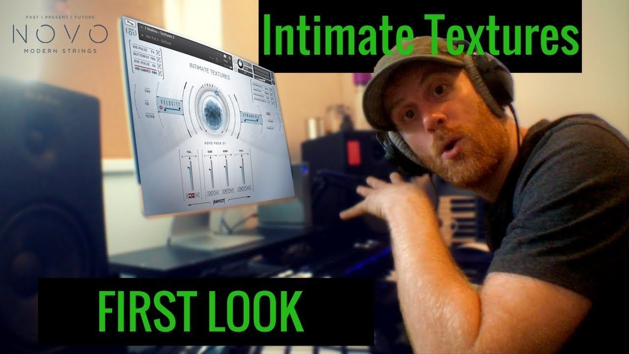 Intimate Textures From HeavyOCity First Impressions