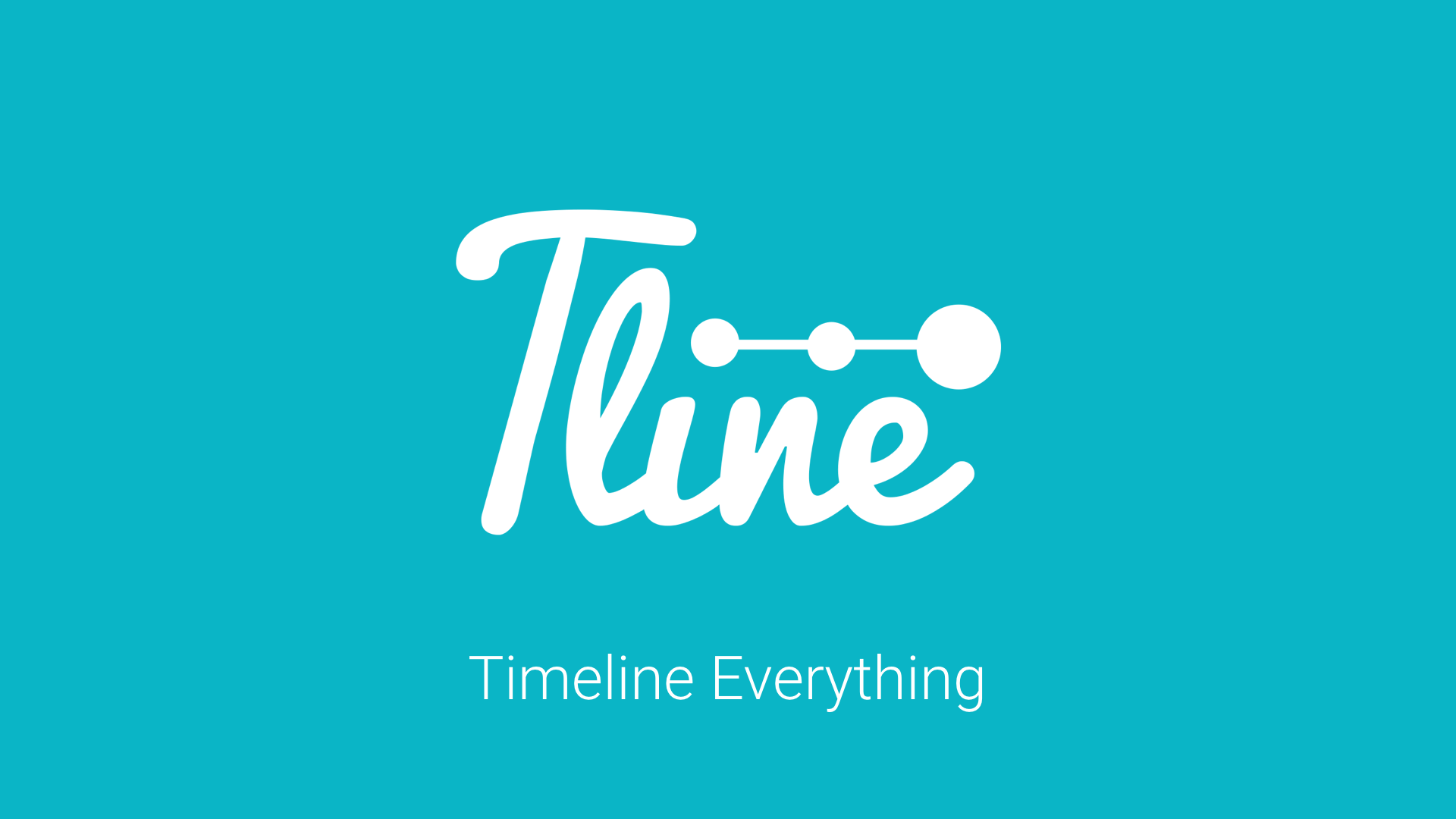 Tline Interactive timelines of well-known companies | Digitales