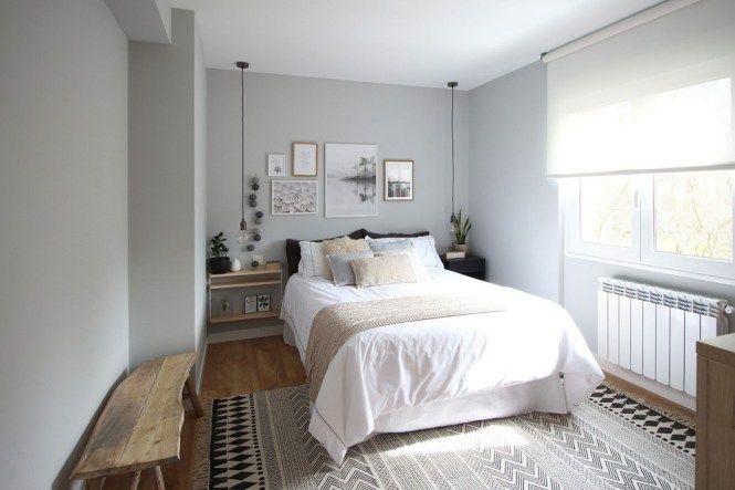 Hogares de nuestros lectores el piso reformado de adolfo for Diseno de interiores vitoria