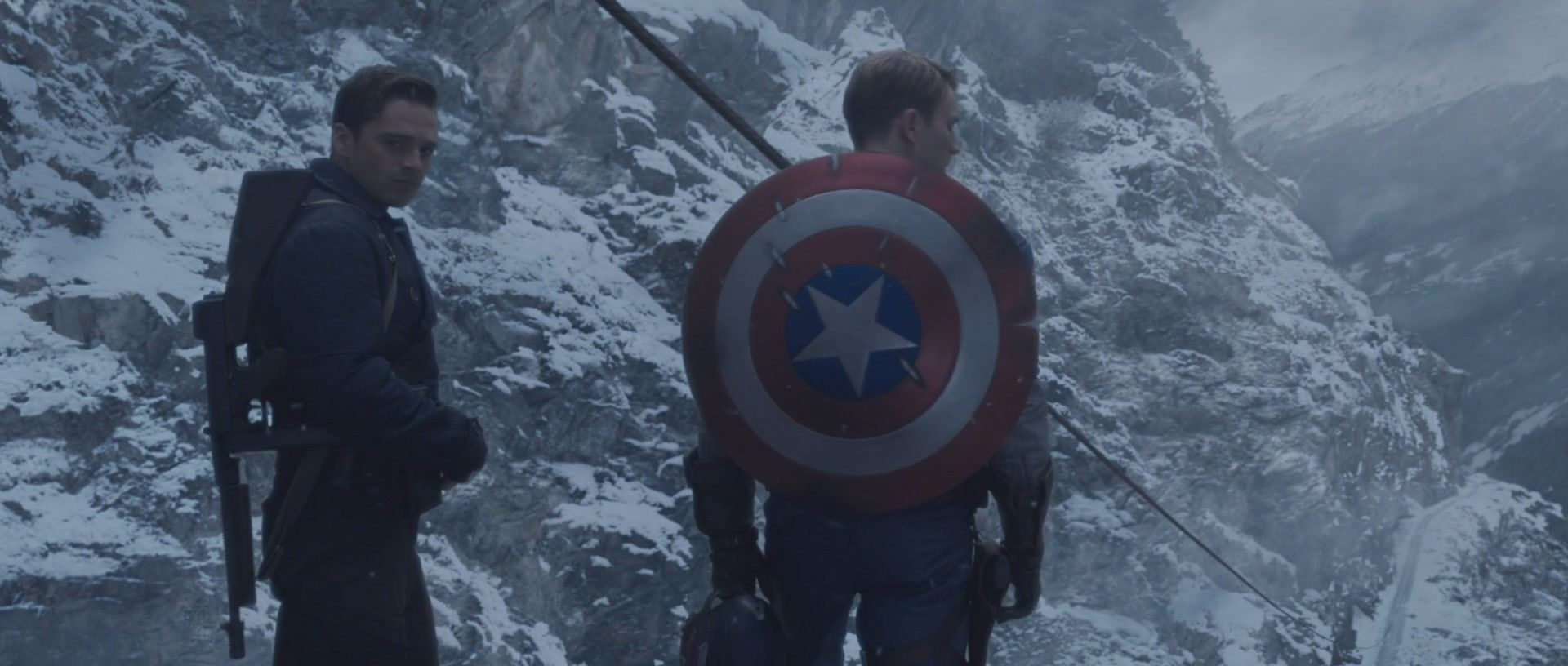 Captain America The First Avengers Screencaps   Marvel avengers ...