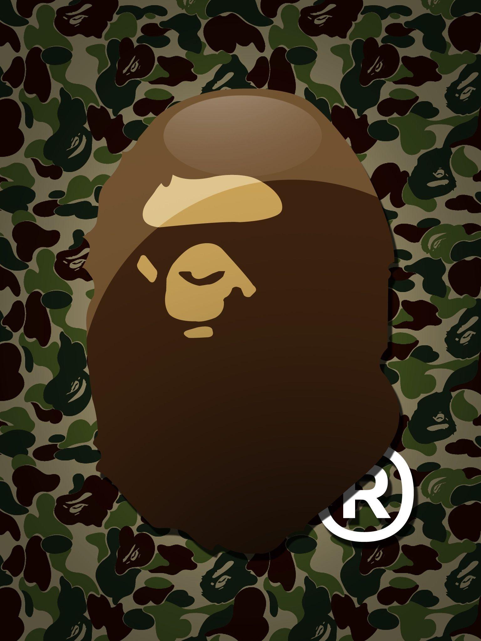 A bathing ape bape bape wallpaper iphone - Bape wallpaper ...