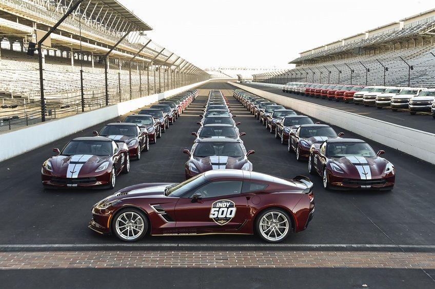 2019 Indy 500 Pace Car Corvette Corvette,C8,Z06,Zora,ZR1