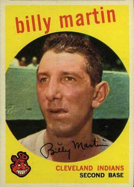 1959 Martin Baseball Cards Baseball Card Values