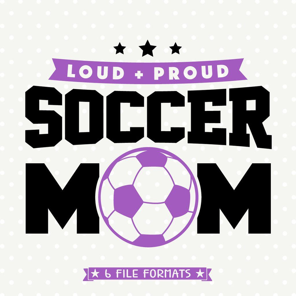 Soccer Mom Svg Queen Svg Bee Store For Silhouette And