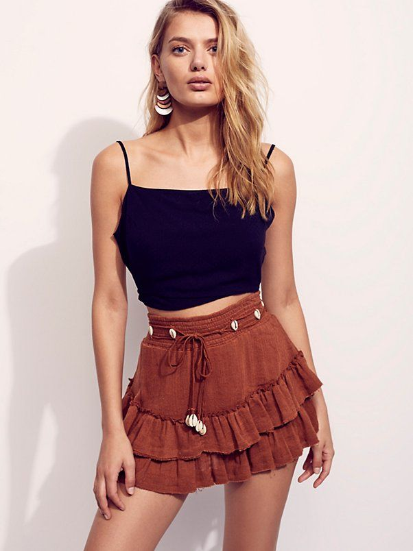 Endless Summer Cowrie Mini at Free People Clothing Boutique
