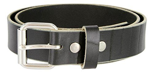 Bed Stu RAMONE Brown Genuine Leather Belt NEW