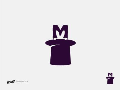 Magic Bunny Logo Logo Design Art Logo