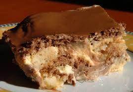 Resultado de imagem para torta de banana frita com chocolate