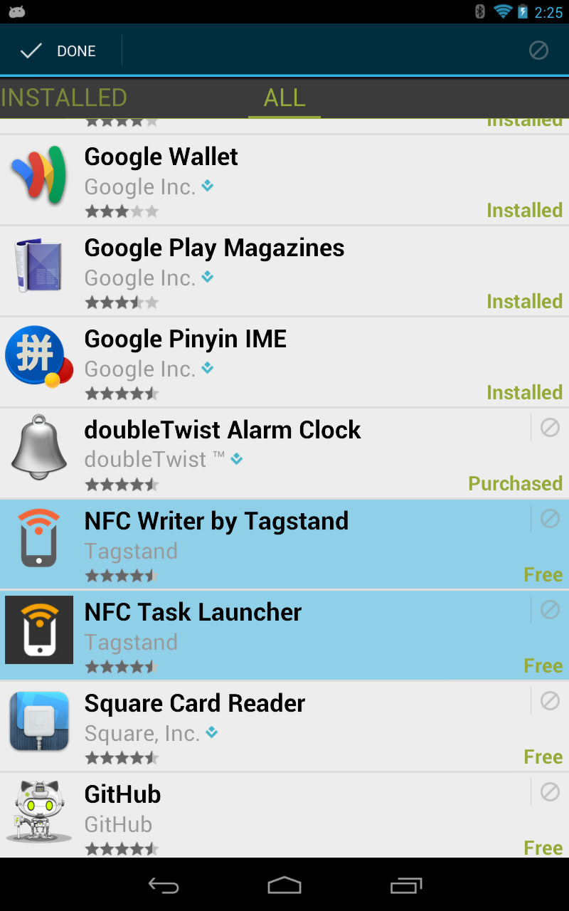 The trick to remove multiple apps you no longer want or