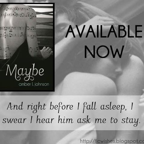 Maybe by Amber L. Johnson http://www.amazon.com/review/R1YU9R9N79MF5P/ref=cm_cr_rdp_perm?ie=UTF8&ASIN=B00S758L6A