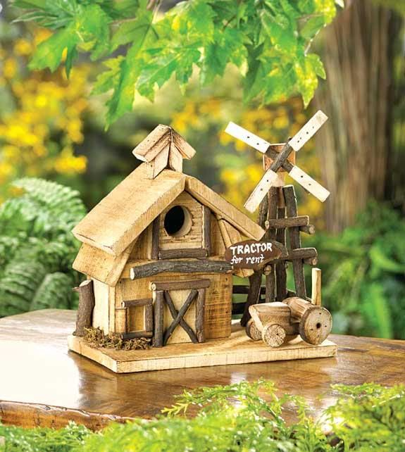 Bird Houses Bird Feeders Wooden Fancy Bird Condos Bird