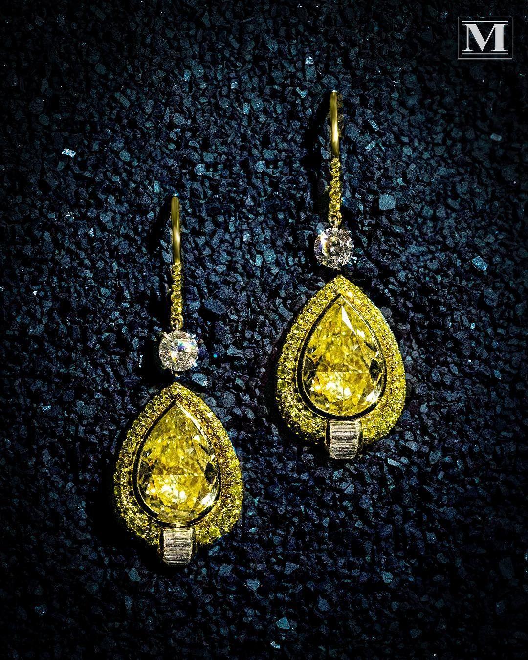 Martin Katz Jewels On Instagram The Yellow
