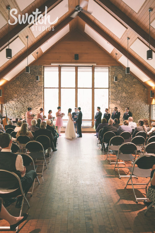 Brian Briana Perrysburg Ohio Wedding Oak Openings Wedding