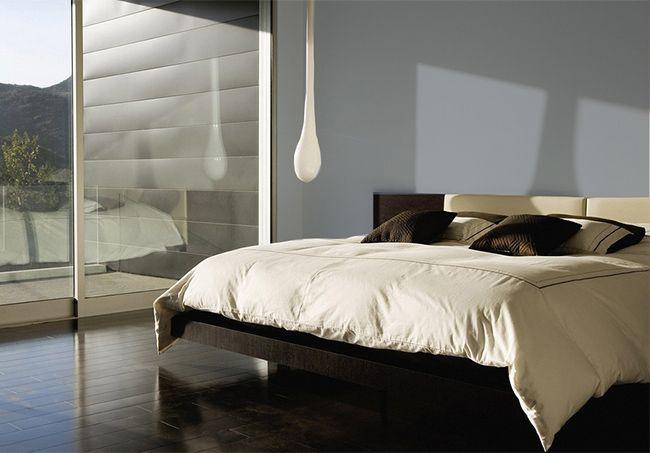 Colores de paredes con muebles oscuros pintura paredes - Muebles grises paredes color ...