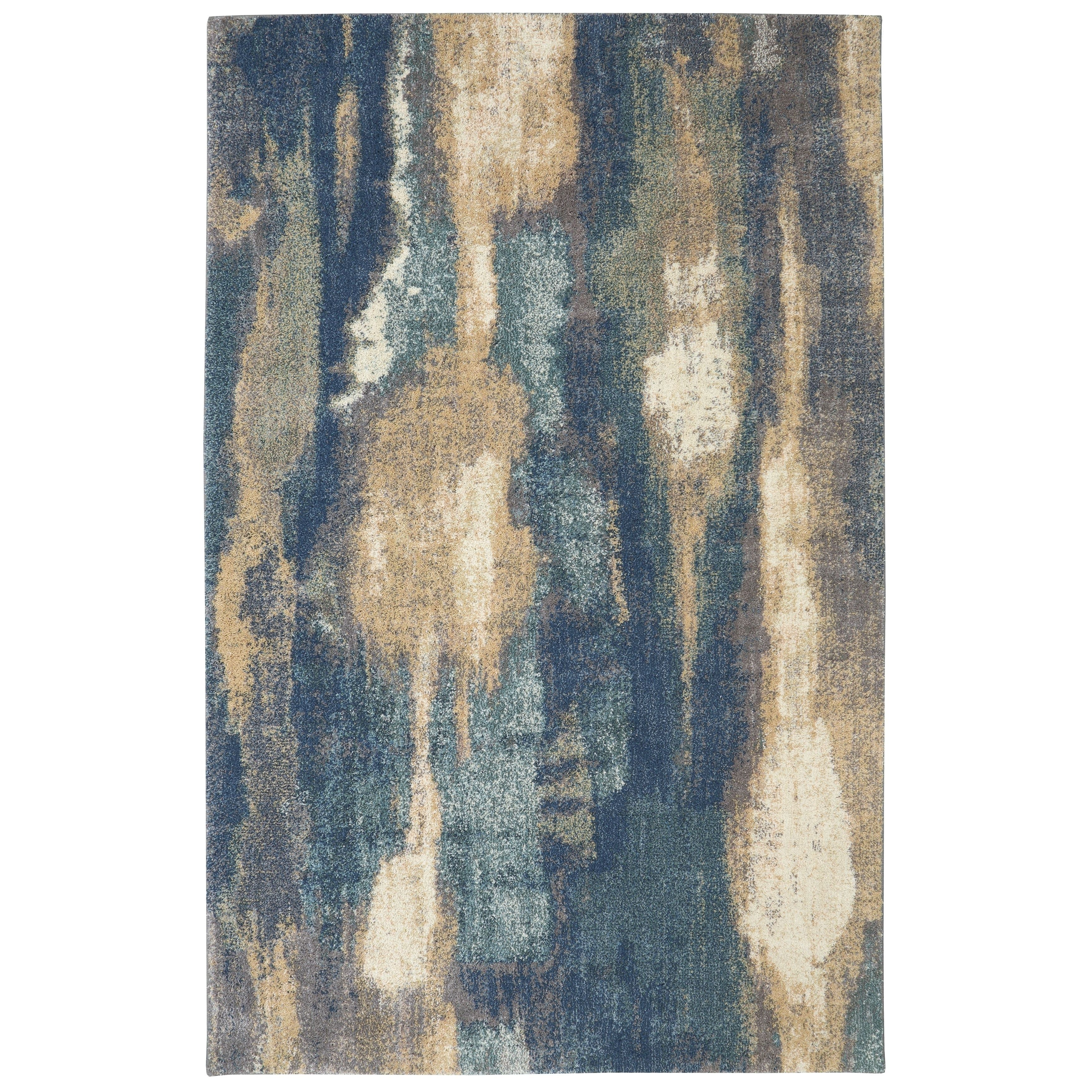 Mohawk Home Berkshire Wendall Area Rug 10 X 14 10 X 14 Blue