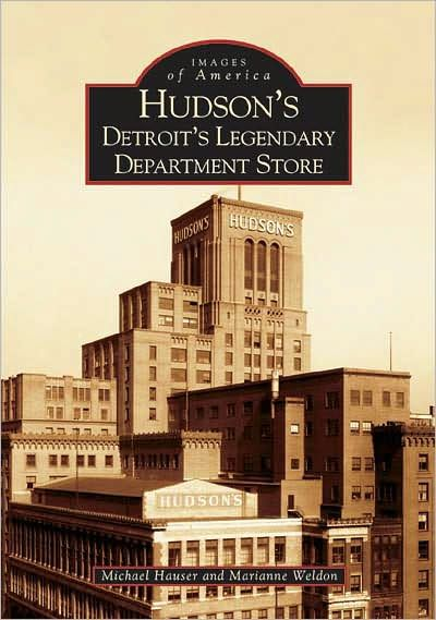 12584d109f1 Hudson s  Detroit s Legendary Department Store. Took the bus with my mom to  shop at Hudson s.