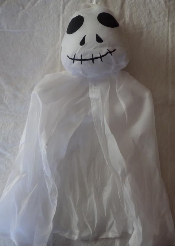 Ghost Windsock, Great for Halloween @rodentsplace