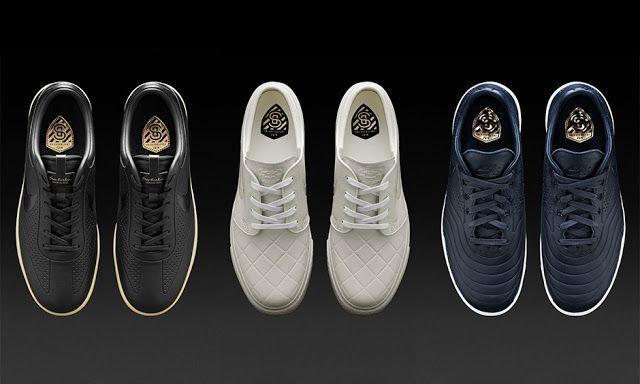 Nike SB x FB Collection - Edisi Khusus