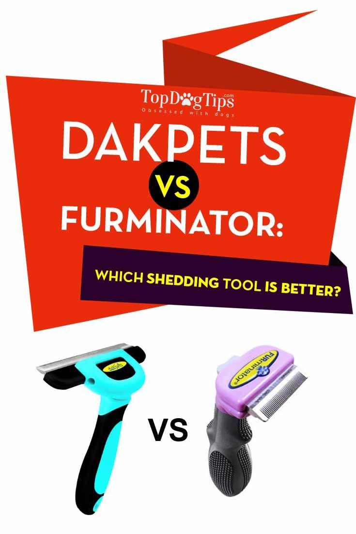 Dakpets Vs Furminator Reviews Which One S Better Top Dog Tips Furminator Deshedding Dog Deshedding