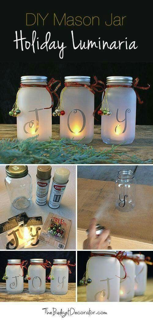 Pin by tiffany nicole on holidays pinterest xmas crafts and do it yourself gift basket ideas famber bpa free plastic bottles with black lotion pumps pack of diy mason jar holiday luminaria solutioingenieria Image collections