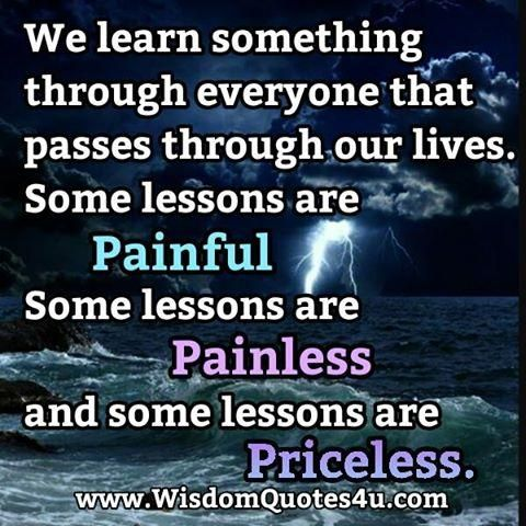 Quotes About Learning Lessons Endearing Pinluz Alcala On We.pinterest  Encouragement And Wisdom
