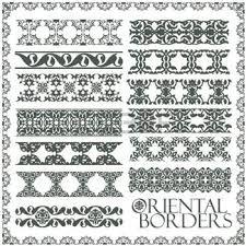 Bildergebnis Fur Orientalische Ornamente Schablone Schablonen Ornamente Muster