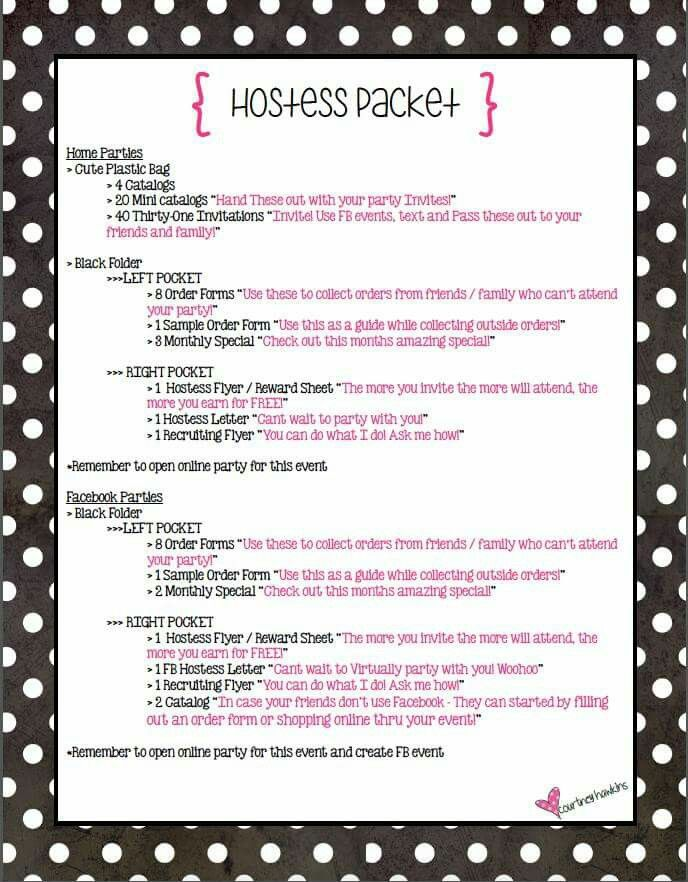 Hostess Packet   PRP   Pinterest   Pure romance, Romance and Scentsy