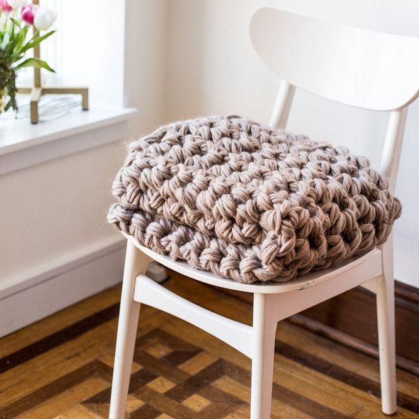 Chunky Hand Crochet Throw Pattern Crochet Throw Pattern Chunky