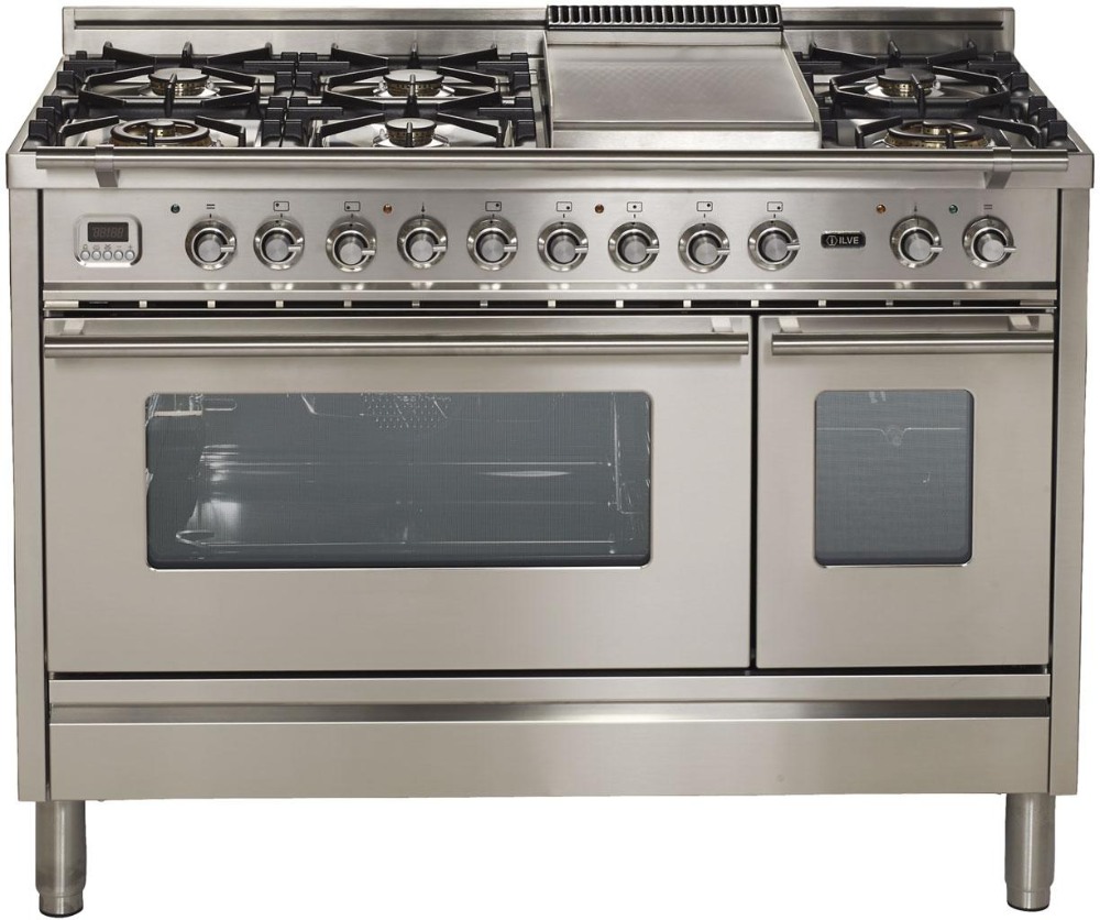 Home Double Oven Ilve Ilve Range