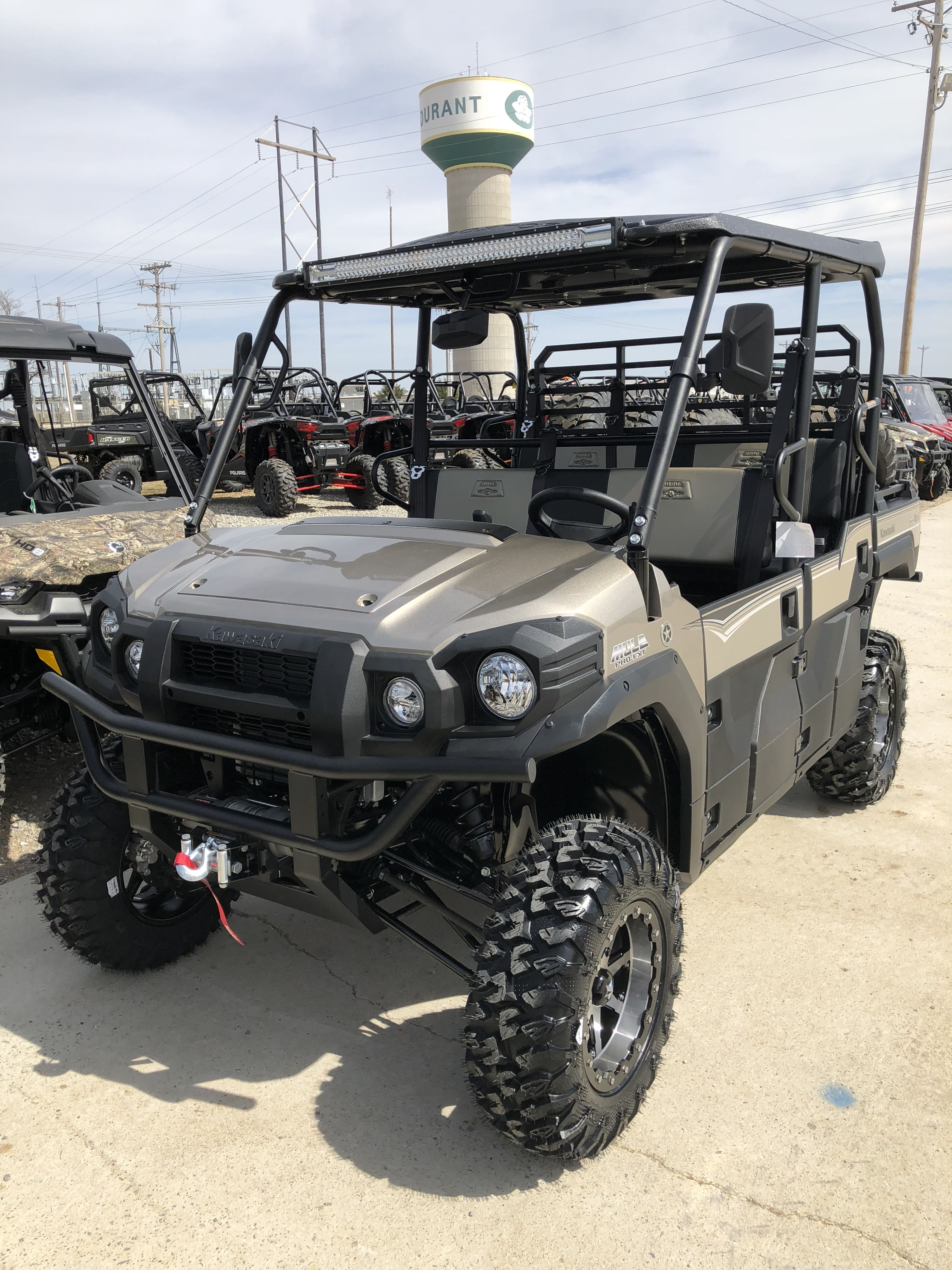 My 2018 Mule Pro Fxt Ranch Edition Awesome Atv Gear Offroad Vehicles Kawasaki Mule