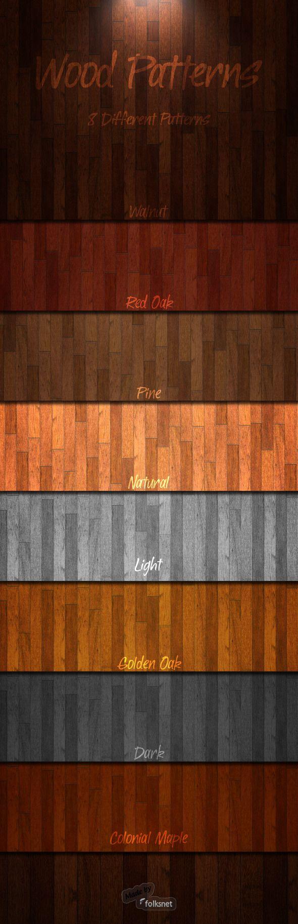 Wood Patterns 1.0