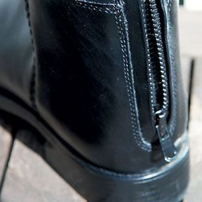 tall-boots - hints about zippers