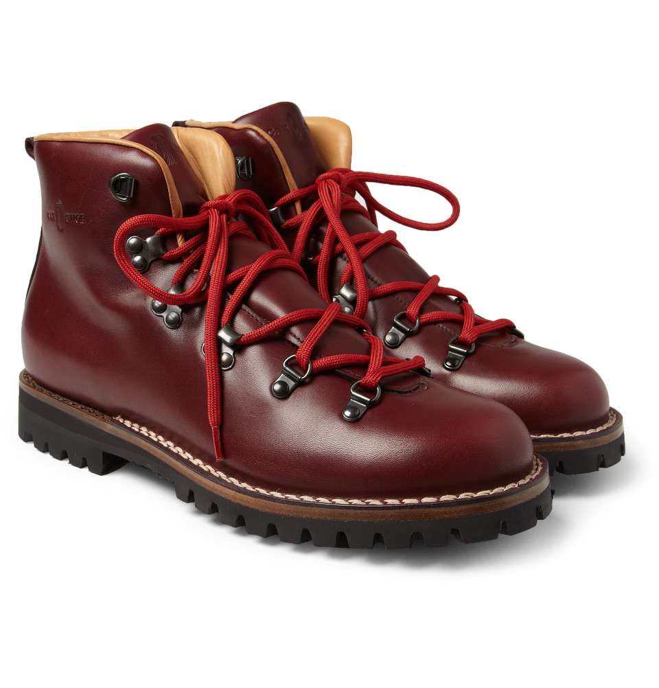 Car Shoe Leather Hiking Boots | mens boots | mens hiking boots ...