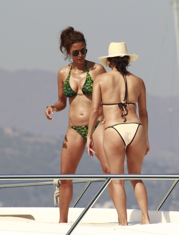 Eva longoria itsy bitsy bikini