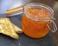 Carrot and cardamom jam recipe