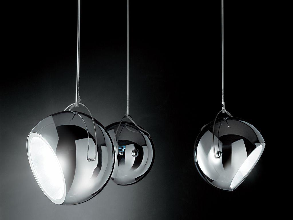 D57 Beluga Steel, Fabbian, Illuminazione, Prodotti e-interiors ...