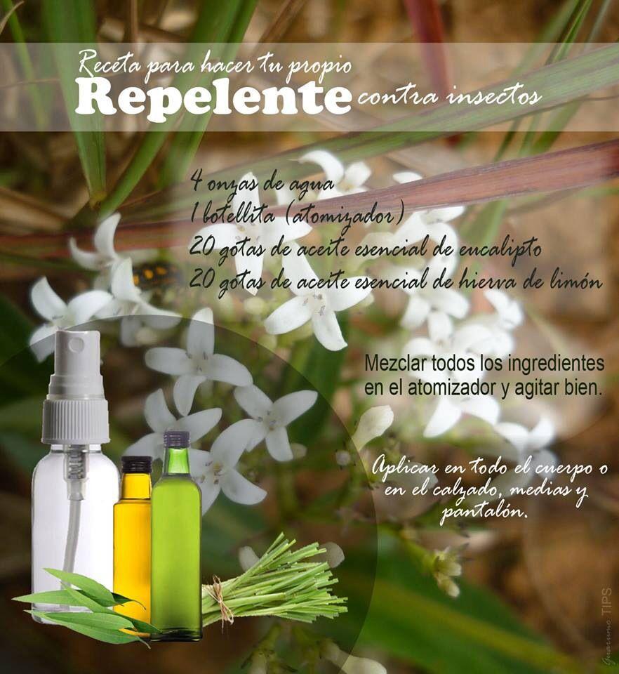Repelente para insectos