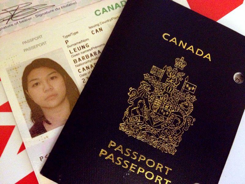 15 Imageries Of Canadian New Passport Passport online
